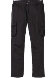 Regular fit cargo broek met comfort belly fit, bpc bonprix collection