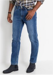 Thermische jogging jeans, regular fit straight, John Baner JEANSWEAR