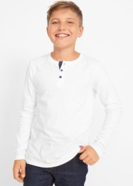 Henley shirt, bpc bonprix collection