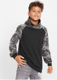 Sweater met trendy kraag, bpc bonprix collection