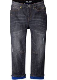 Stretch thermojeans, slim fit, John Baner JEANSWEAR