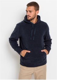 Fleece hoodie, bpc bonprix collection