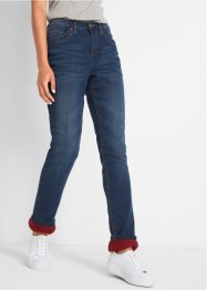Stretch thermojeans, straight, John Baner JEANSWEAR