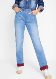 Duurzame instapjeans met gerecycled polyester, John Baner JEANSWEAR