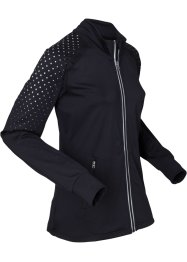 Thermo sweatvest met reflecterende print, bpc bonprix collection