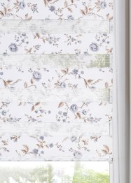 Duo rolgordijn met bloemen, bpc living bonprix collection