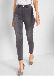 Jeans met flatteuze figuurnaden van Maite Kelly, bpc bonprix collection