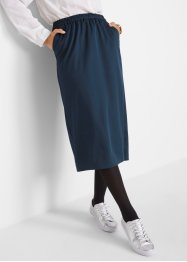 Stretch rok met split, bpc bonprix collection