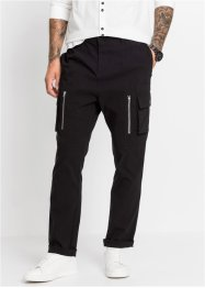 Cargo broek, slim fit straight, RAINBOW