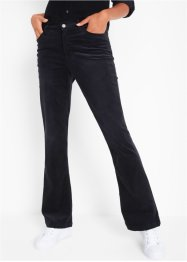 Stretch corduroy broek, flared, John Baner JEANSWEAR