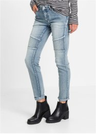 Jeans in bikerstijl, RAINBOW