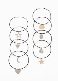 Armbanden (8-dlg. set), bpc bonprix collection