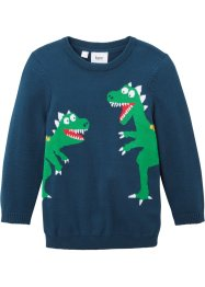 Trui met dino, bpc bonprix collection