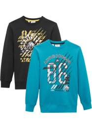 Sweater (set van 2), bpc bonprix collection