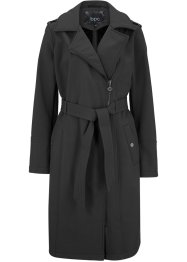 Softshell jas in trenchcoat stijl, bpc bonprix collection