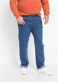 Classic fit stretch jeans, straight, John Baner JEANSWEAR