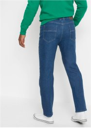 Classic fit power stretch jeans, tapered, John Baner JEANSWEAR