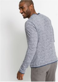Longsleeve met comfort belly fit, bpc bonprix collection
