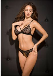 Triangel bh en string ouvert (2-dlg. set), Venus
