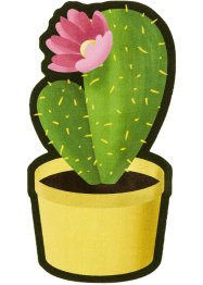 Deurmat in de vorm van een cactus, bpc living bonprix collection