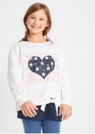 Sweater en top (2-dlg. set), bpc bonprix collection