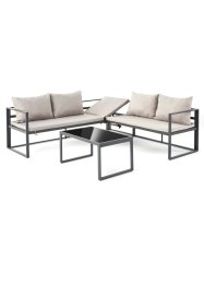 Loungeset (3-dlg.), bpc living bonprix collection