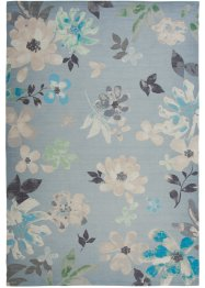 Vloerkleed met bloemenprint, bpc living bonprix collection