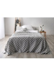 Plaid met stippen, bpc living bonprix collection