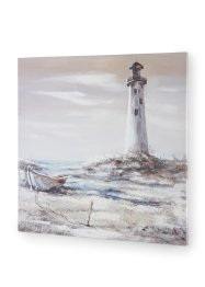 Schilderij vuurtoren, bpc living bonprix collection