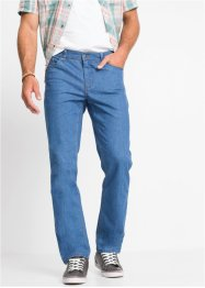 Duurzame stretch jeans met gerecycled polyester, John Baner JEANSWEAR