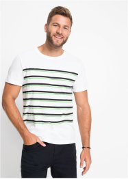 T-shirt met strepen, bpc bonprix collection