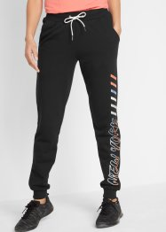 Comfortabele joggingbroek van stretchy materiaal, bpc bonprix collection