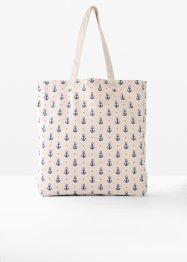 Shopper met ankers, bpc bonprix collection