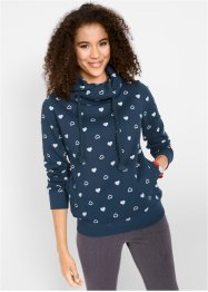 Sweater met hoge kraag, bpc bonprix collection