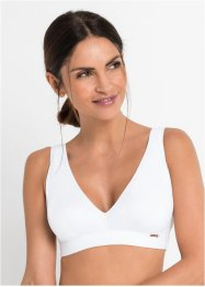 Feel Comfort bralette van biologisch katoen, bpc bonprix collection