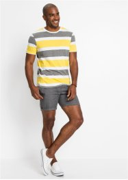 Linnen chino short, bpc bonprix collection