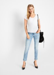 7/8 zwangerschapsjeans, straight, bpc bonprix collection