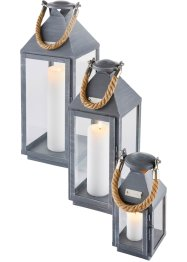 Lantaarn (3-dlg. set), bpc living bonprix collection