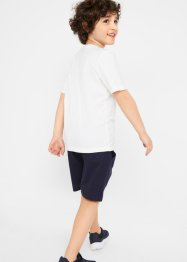 T-shirt met omkeerbare pailletten en broek (2-dlg. set), bpc bonprix collection