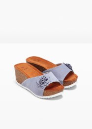Slippers met sleehak, bpc bonprix collection