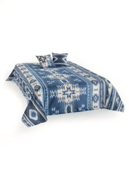 Sprei met etnopatroon, bpc living bonprix collection