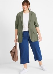 Linnen blazer, loose fit, bpc bonprix collection