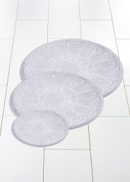 Ronde badmat met memory foam, bpc living bonprix collection