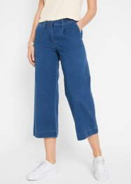7/8 jeans met comfortband, loose fit, bpc bonprix collection