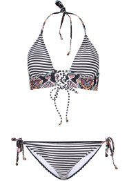 Triangel bikini (2-dlg. set), RAINBOW