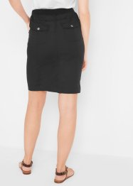 Cargo rok van katoen-stretch, bpc bonprix collection
