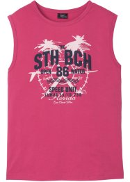 Muscle shirt met print, bpc bonprix collection