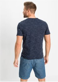 T-shirt met vetersluiting (set van 2), John Baner JEANSWEAR