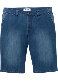 Regular fit comfort stretch jeans bermuda, John Baner JEANSWEAR
