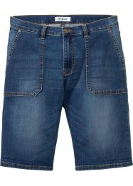 Regular fit multi stretch jeans bermuda, John Baner JEANSWEAR